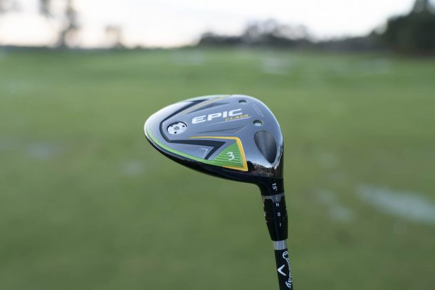 Callaway Epic Flash- driver woods review