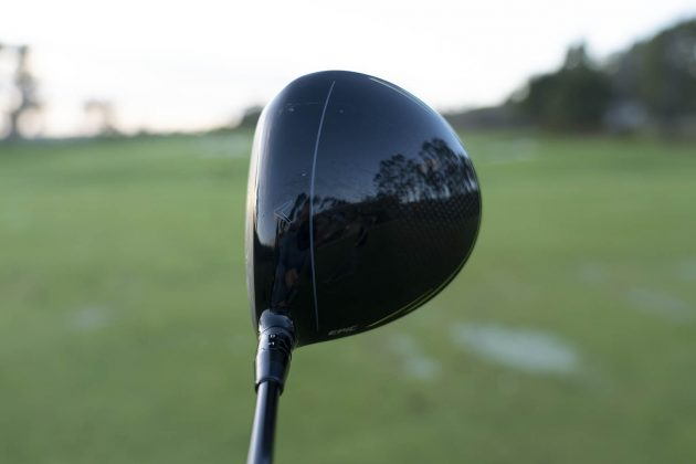 Callaway Epic Flash- driver woods review sub zero driver address