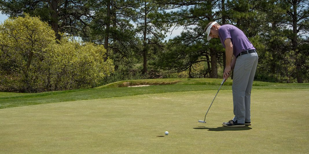 Drain more short putts with the help of this speed control drill- feature image