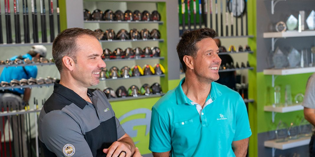 GOLFTEC Featured on Golf Channel's Swing Expedition with Chris Como- header