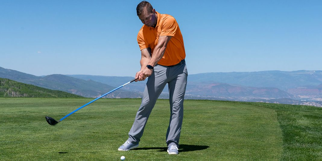 Get more power from the ground like rory- header image
