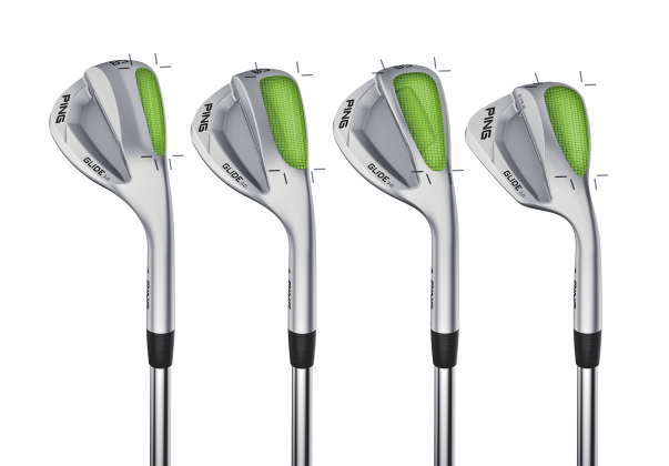 Ping Glide 3.0 wedges - technology