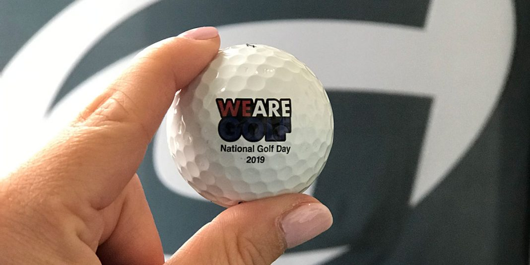 Onsite at 2019 National Golf Day- header