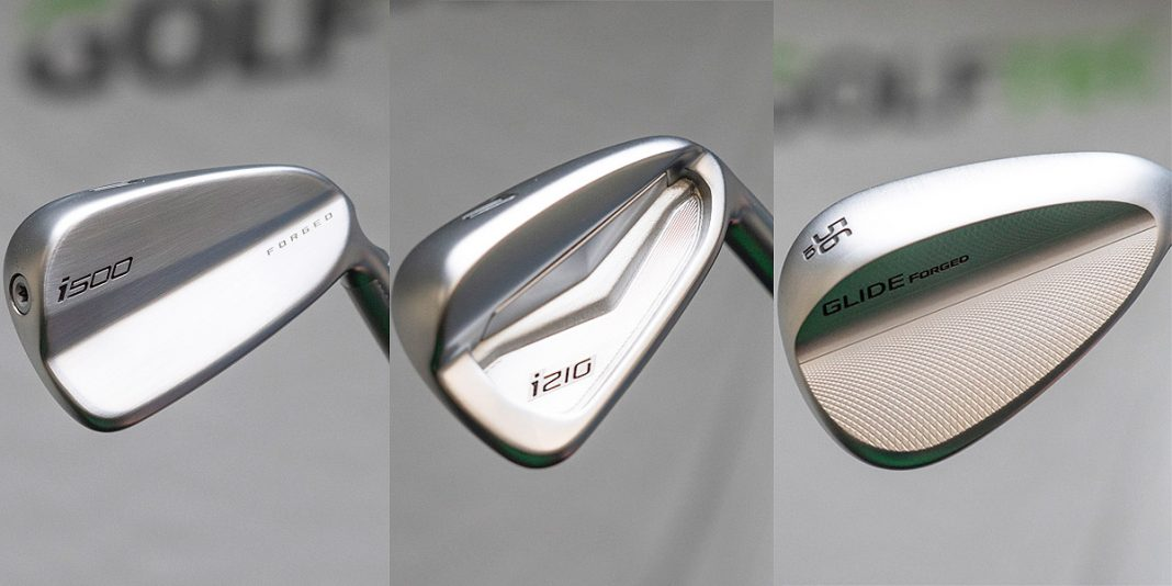 Review of the Ping i500 irons, Ping i210 irons and Ping Glide Forged wedges