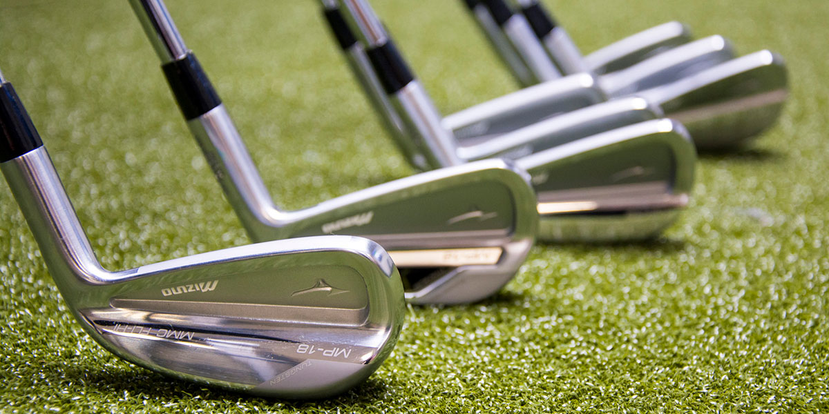 REVIEW: Mizuno MP-18 irons - The GOLFTEC Scramble