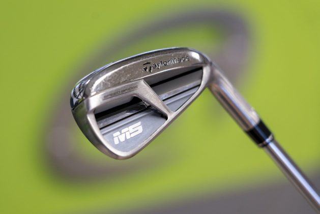 TaylorMade M5- iron qrt in-hand