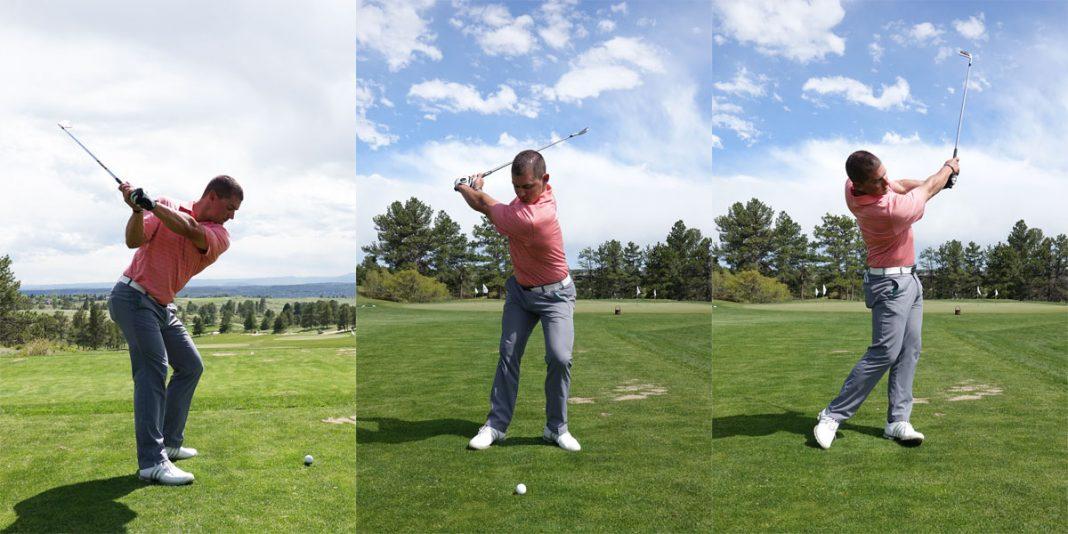 Three keys to a good golf swing- header image