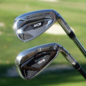 REVIEW: TaylorMade M3 and M4 irons - The GOLFTEC Scramble