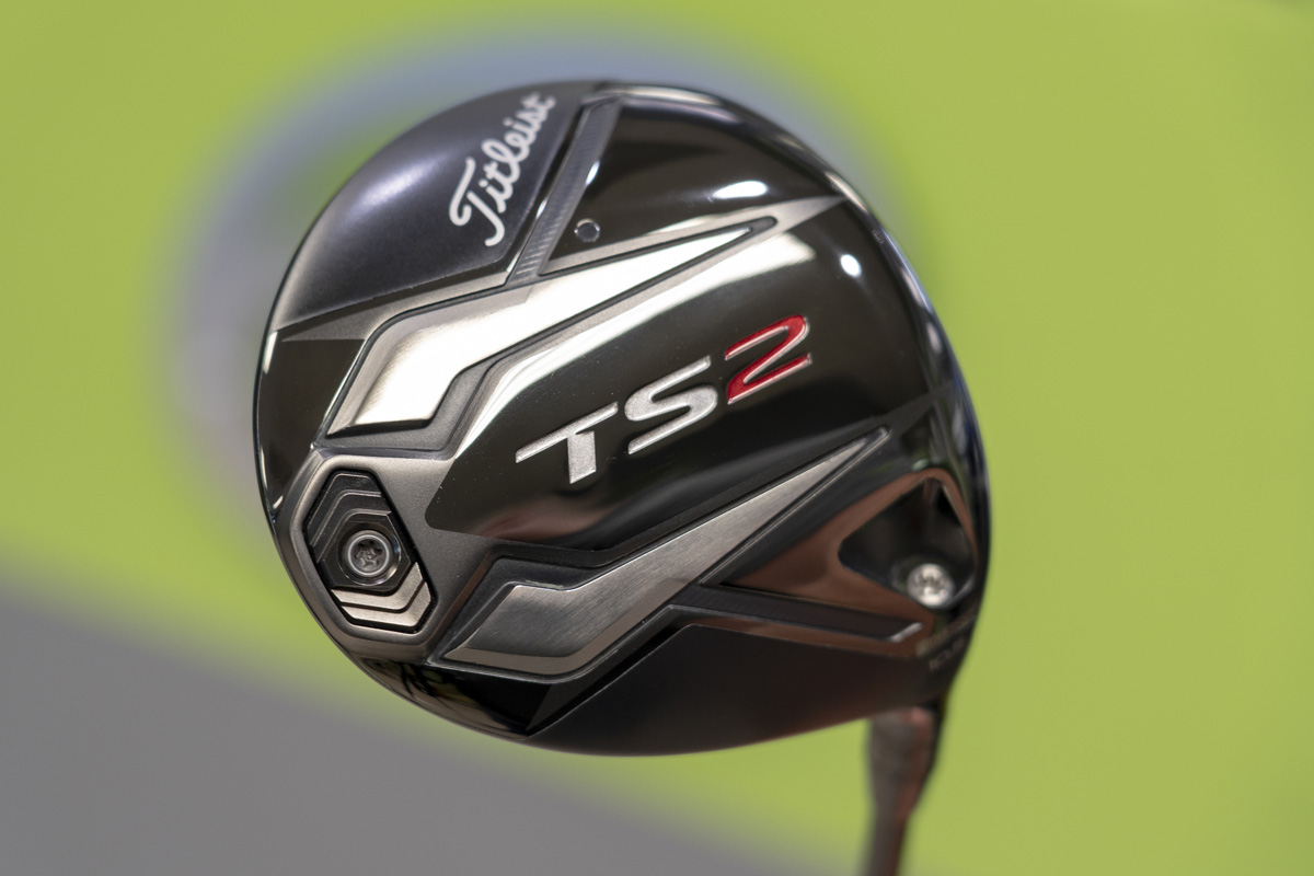 Titleist TS2 & TS3 drivers and woods - The GOLFTEC Scramble