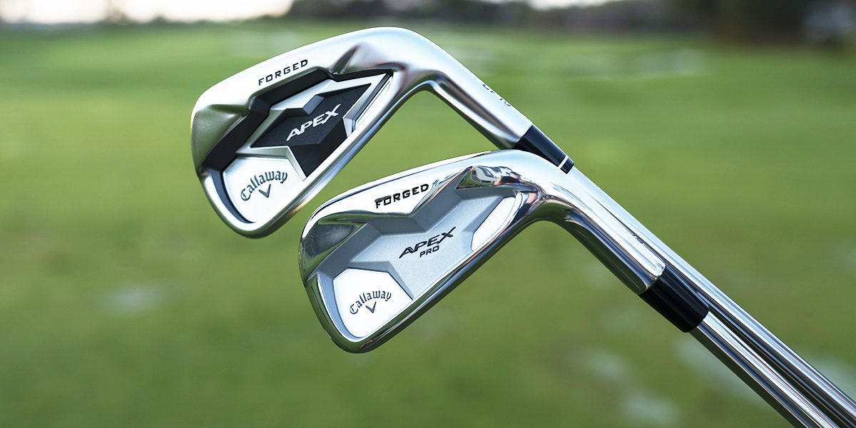 REVIEW: 2019 Callaway Apex irons - The GOLFTEC Scramble