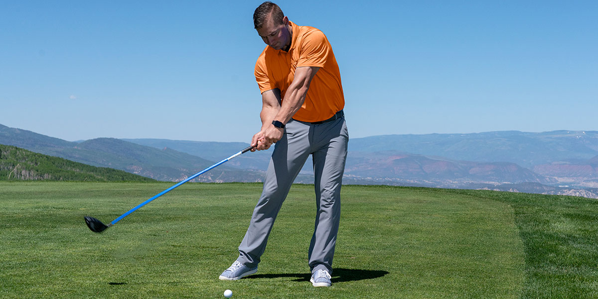 Use the ground like Rory to get more distance - The GOLFTEC