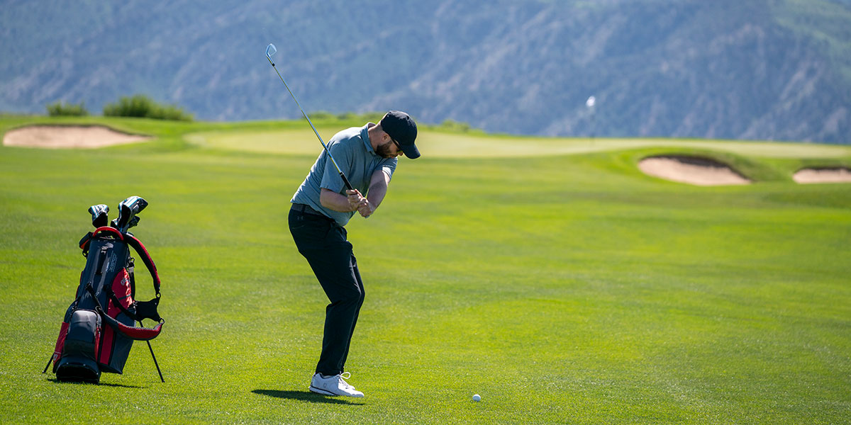 Hit Straighter Drives With This Golf Swing Path Drill The