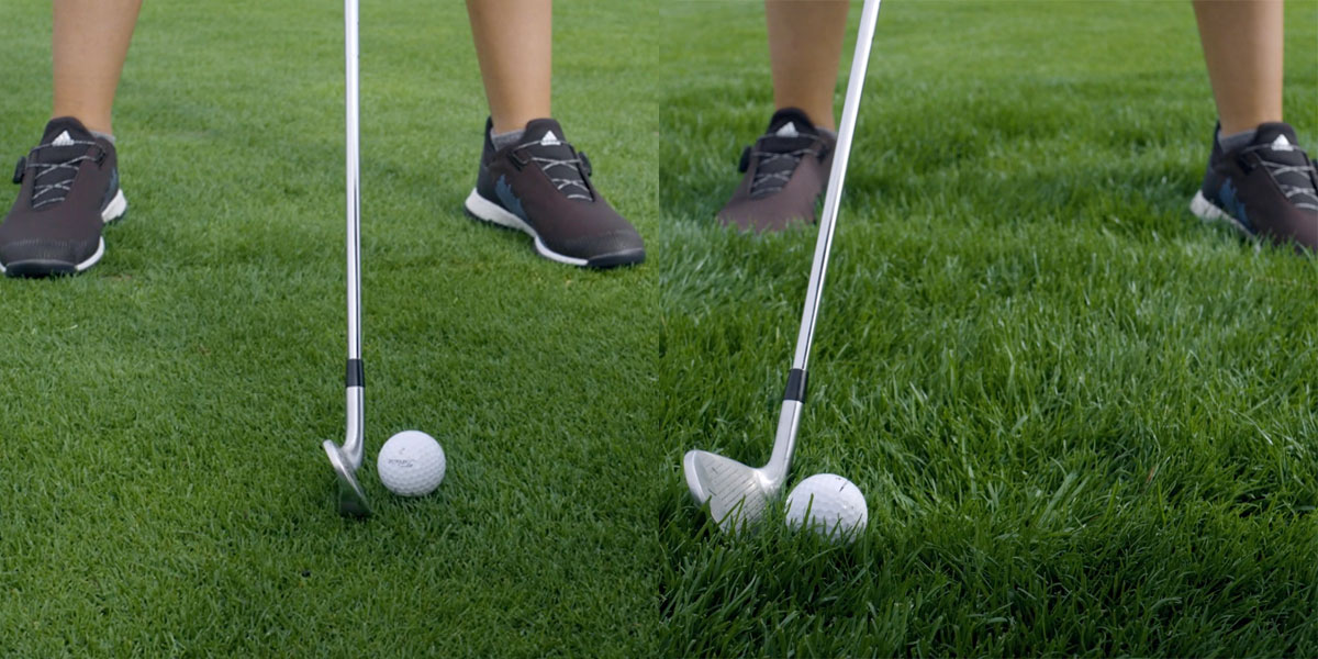 Golf for Beginners – Mastering rough vs fairway & approach shots ...