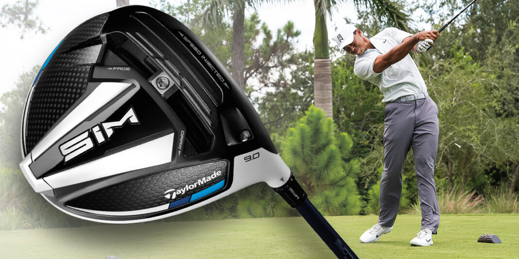 Under the hood: What sets the Taylormade SIM apart from the rest?- header image