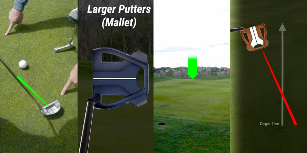 Golf for Beginners –Becoming the most proficient putter - header image