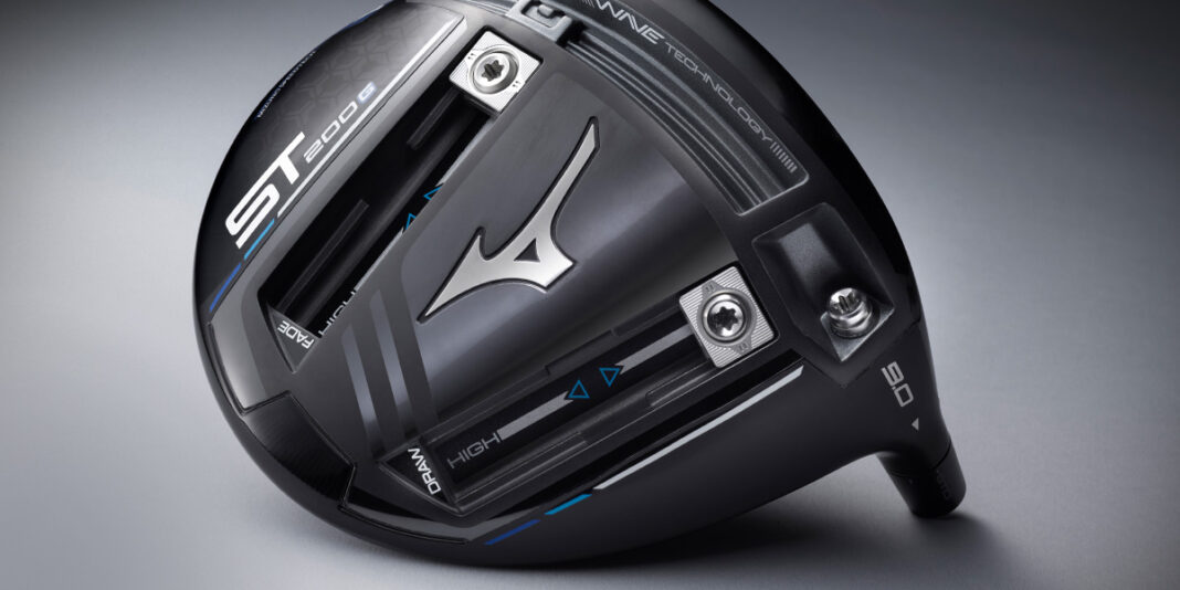Under the hood: Mizuno is turning heads with the new ST200 driver- header