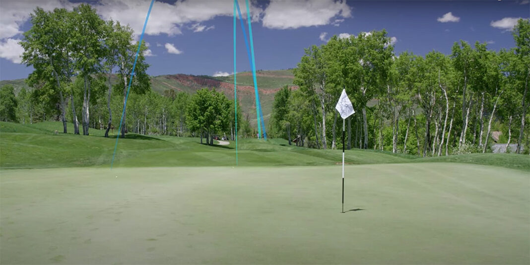 As seen on Golf Channel: Course management strategy - header